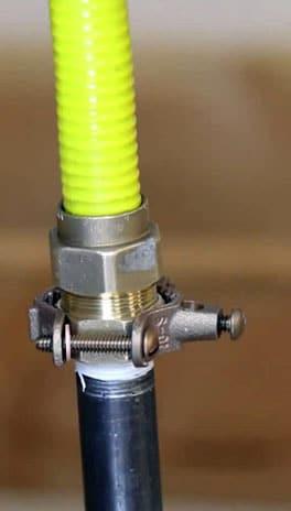 gas line bonding
