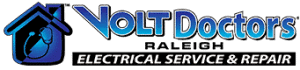 Volt doctors raleigh logo